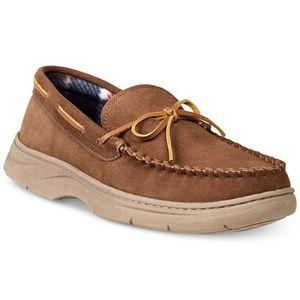 Rockport Men's Suede Trapper Shoes Mocaasins